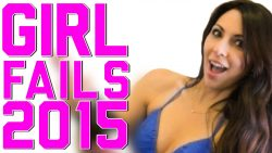 Girl Fail Compilation Two